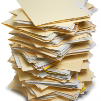 Reduce your Paperwork Mountain