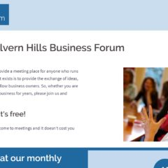 Malvern Hills Business Forum - website created by Nepeta Consulting 2018