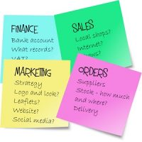 Five reasons to create a business plan for a start-up