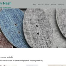 Mandy Nash home page top - by Nepeta Consulting