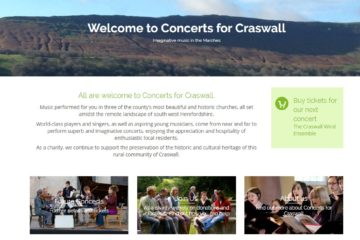 Concerts for craswall website 2018 - front page - website by Nepeta Consulting