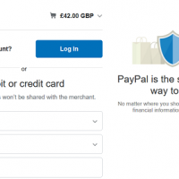 PayPal: enabling the guest checkout for credit card use