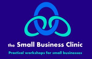 Small Business Clinic - the workshop brand for Nepeta Consulting