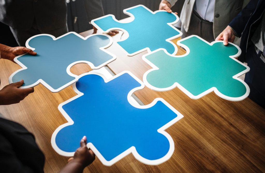 Business planning jigsaw. Does your business plan fit? rawpixel-659503-unsplash