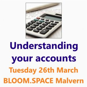 Understanding your accounts Malvern 26 March 19 - A Small Business Clinic Workshop