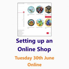Setting up products for an online shop30th June 2020- an online workshop from the Small Business Clinic by Nepeta Consulting