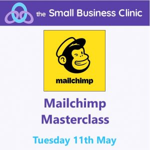 Mailchimp Masterclass – 11th May