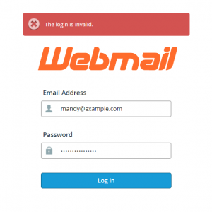 Changing your email password … everywhere